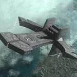 Корабли асгардов